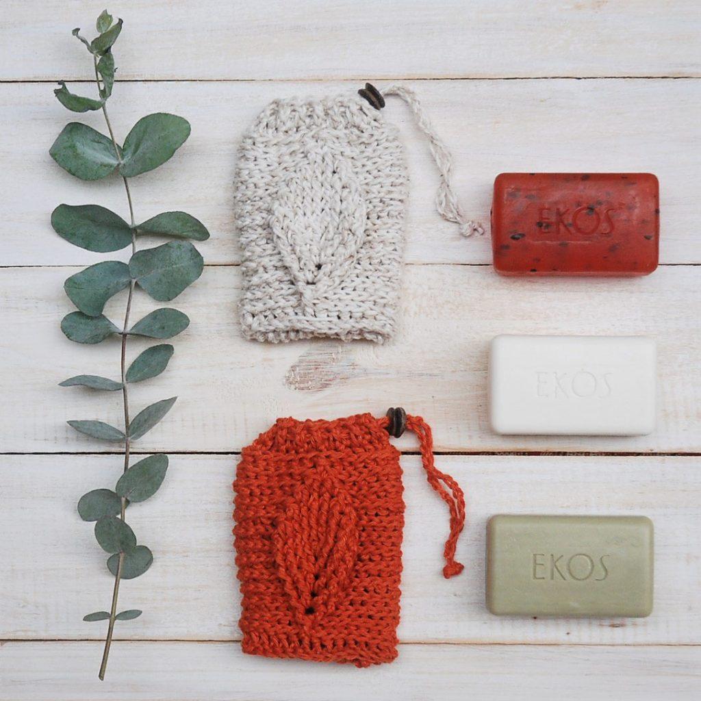 Free Crochet Pattern - Crochet Soap Saver Pattern by Moara Crochet