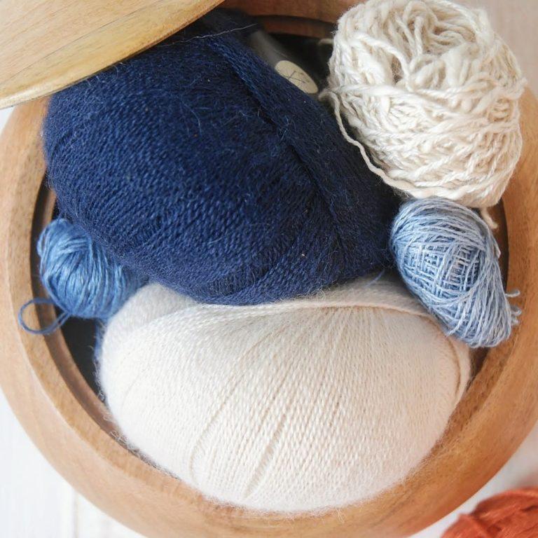 Yarns for Sensitive Skin by Moara Crochet