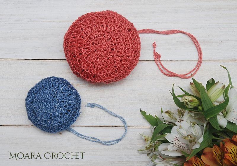 Free Crochet Market Bag Pattern - Moara Crochet