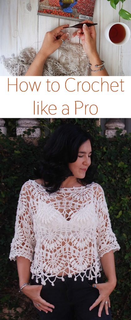12 Tips to Crochet like a Pro