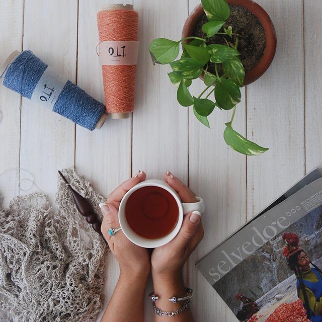 Crochet with Ito Kinu Yarn by Moara Crochet