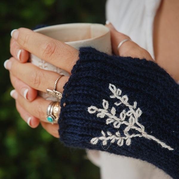 Crochet Wrist Warmers Free Pattern Moara Crochet