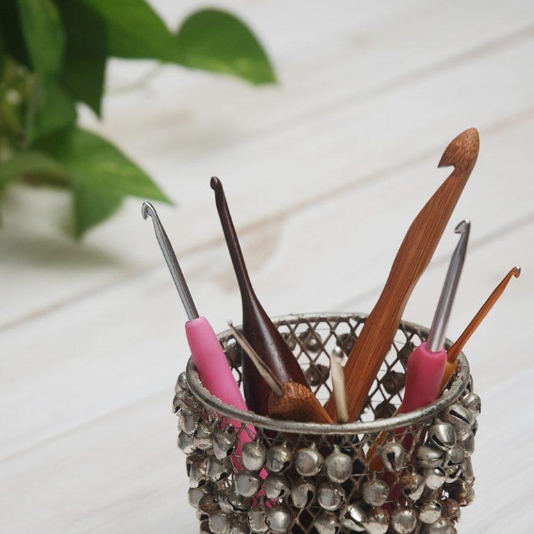 Which crochet hooks are the best - blog Moara Crochet