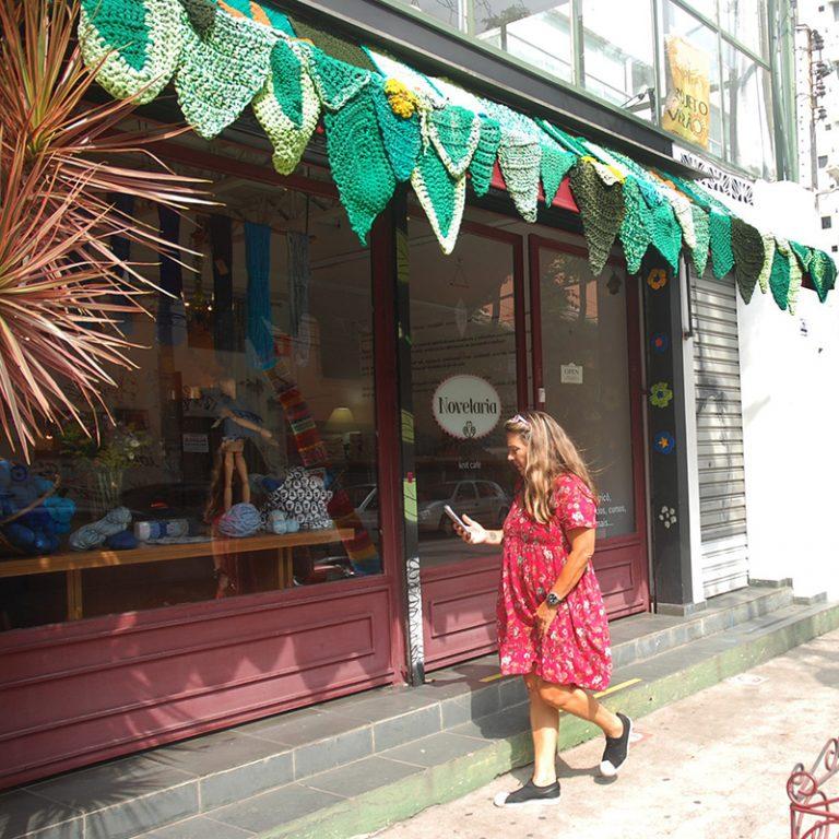 Novelaria Yarn Shop in Sao Paulo blog - Moara Crochet