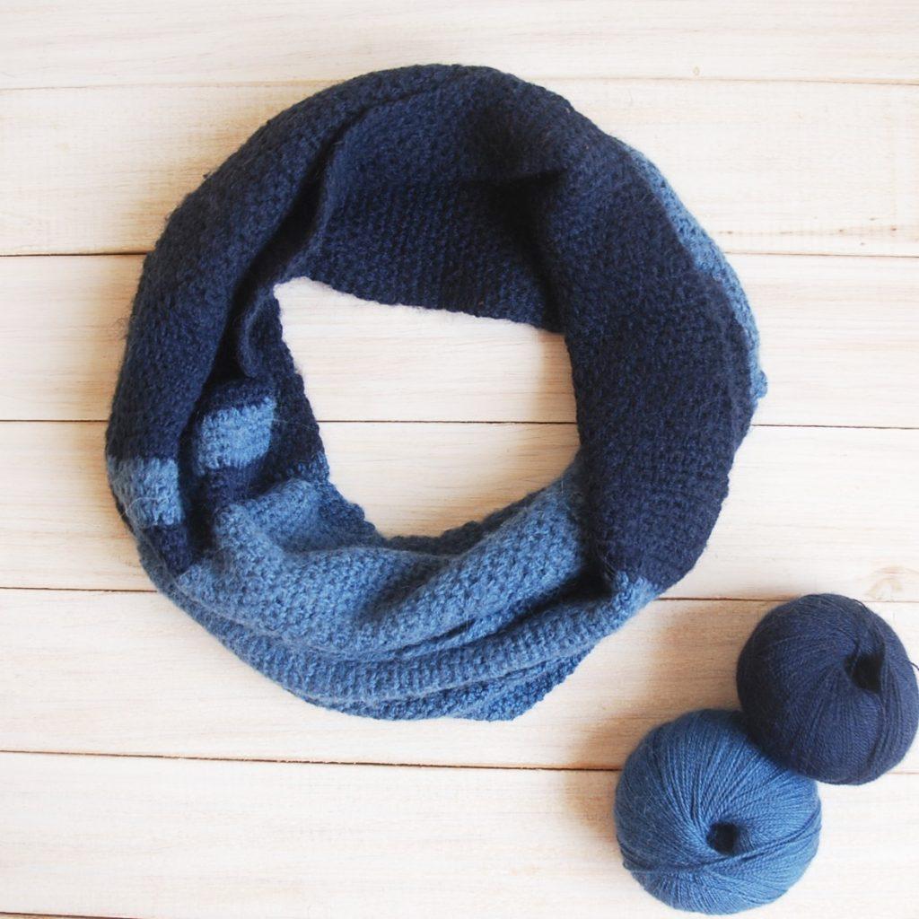 Free Crochet Pattern Moss Stitch - Moara Crochet