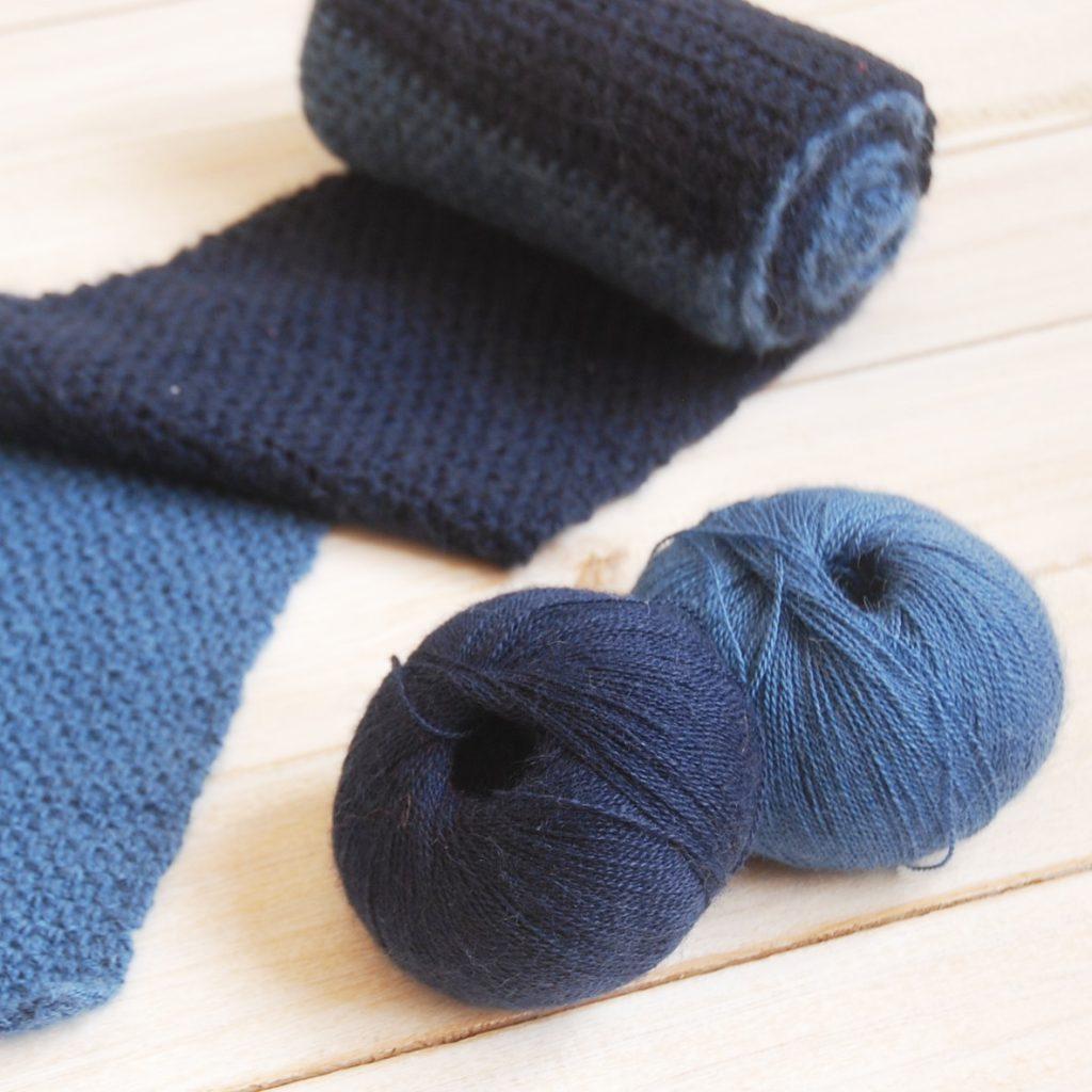 Free Crochet Scarf pattern - Moara Crochet