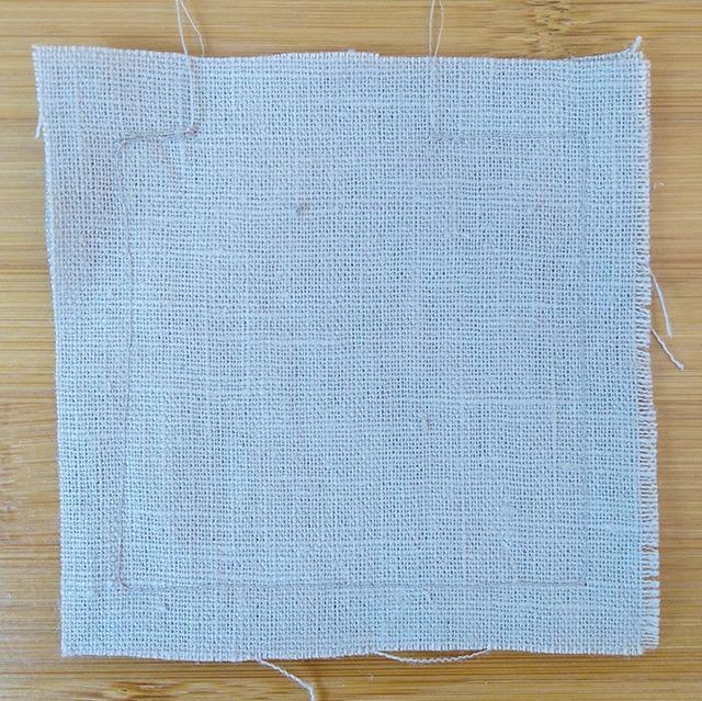 Crochet Pincushion - Bag step 2 - Moara Crochet