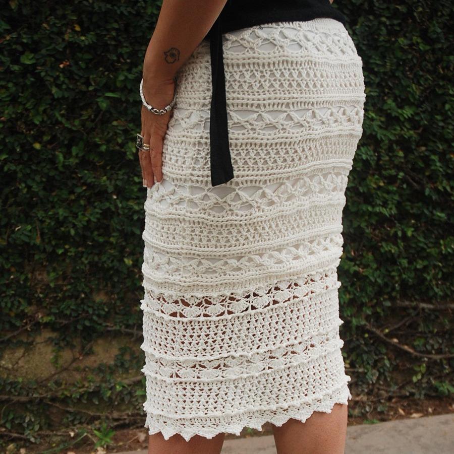 Sophia Crochet Skirt Pattern Moara Crochet