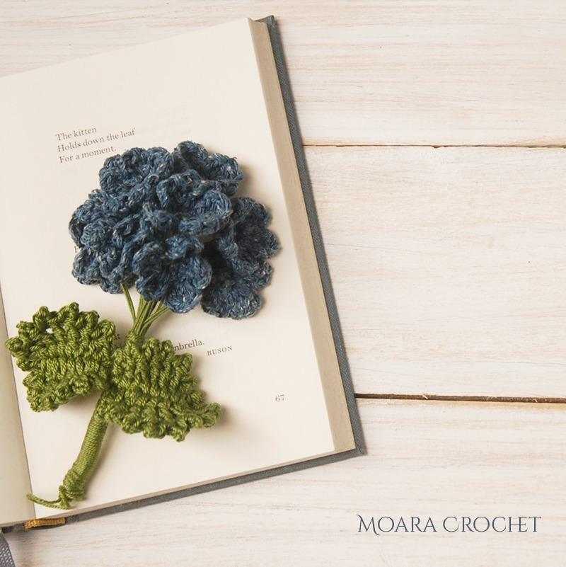 Easy Crochet Flower Patterns - Moara Crochet