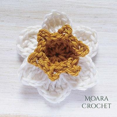 Row 3b - Moara Crochet