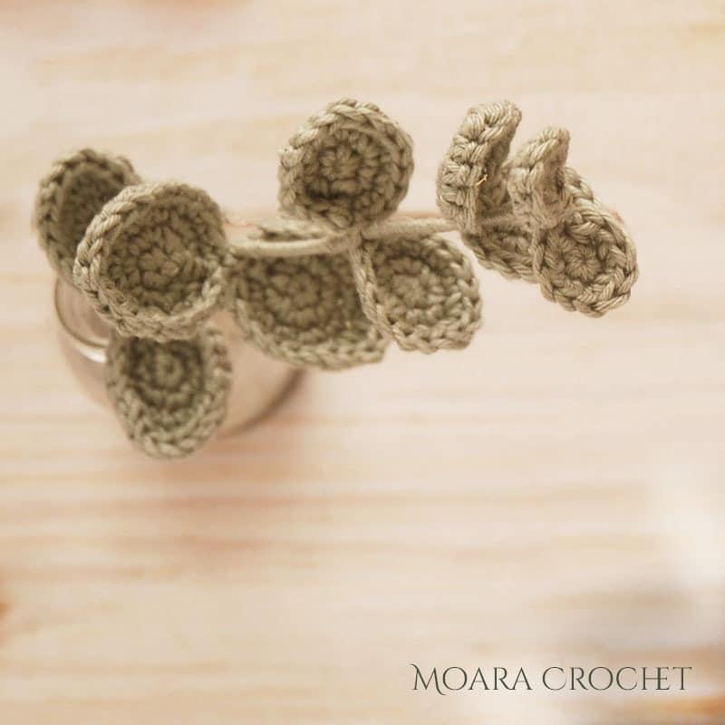 Crochet Eucalpytus Pattern - Moara Crochet