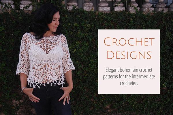Moara Crochet Patterns