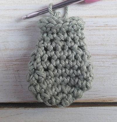 Thistle Row 9- Moara Crochet
