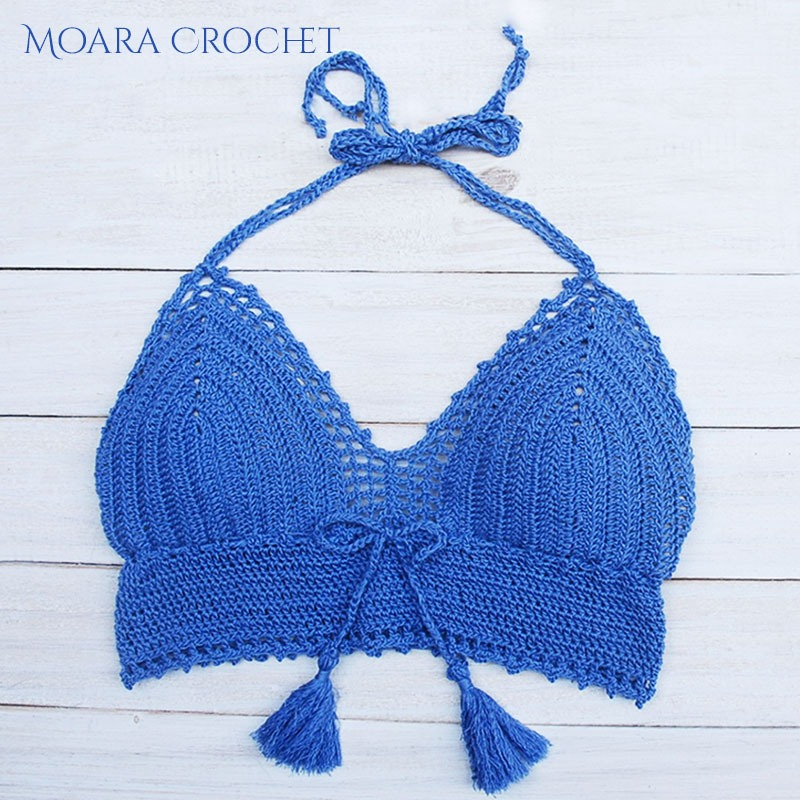 Crochet Crop Top Free Pattern Moara Crochet