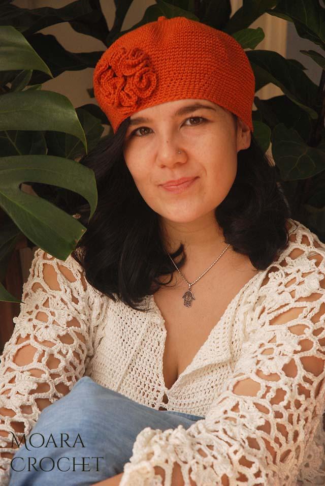 Roseanna Murray Crochet Artist - Moara Crochet