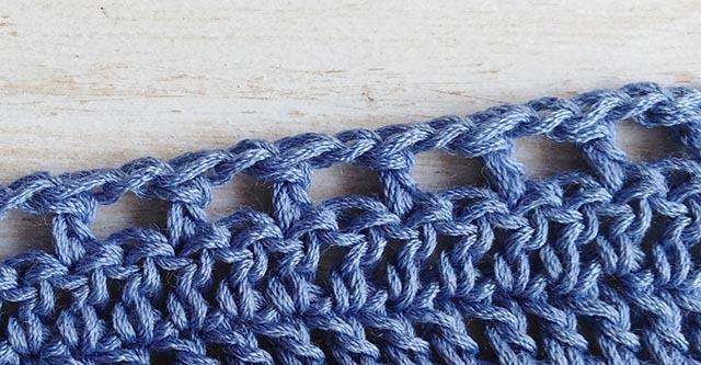 Row10- Moara Crochet