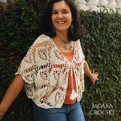 Studio Linen Yarn Review with Moara Crochet
