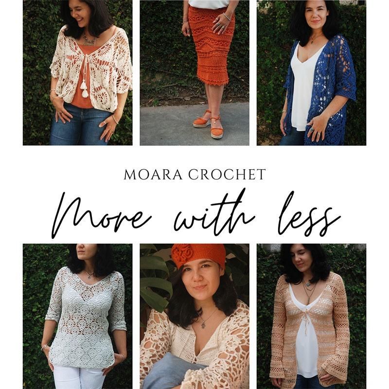 Minialist Wardrobe List - Moara Crochet patterns - Spring