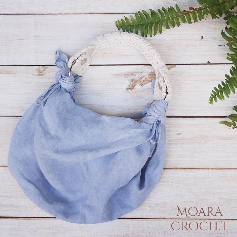 Crochet Bag Handle Free Pattern Moara Crochet