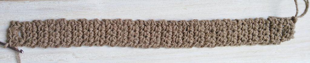 Row - Free Crochet patterns - Moara Crochet