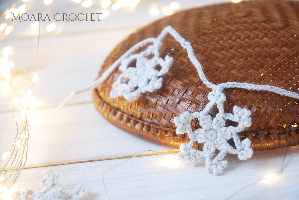 Free Crochet Christmas Patterns with Moara Crochet