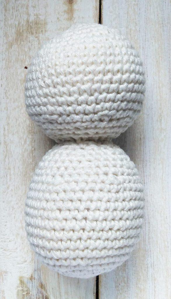 Snowman Body - Moara Crochet