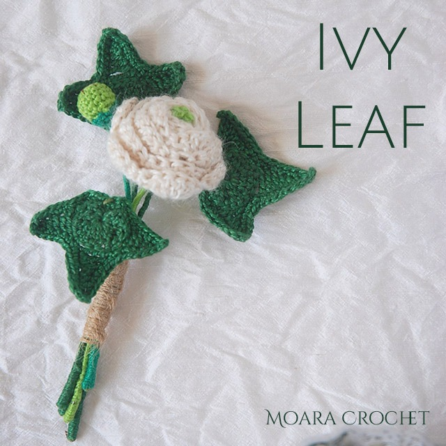 Ivy Leaf Pattern - Free Patterns Moara Crochet