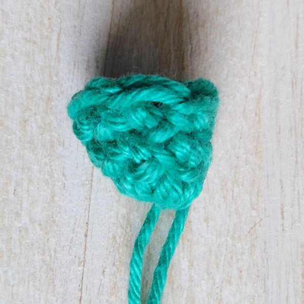 Row 3 - Moara Crochet