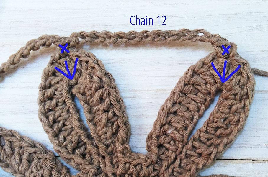 Free Crochet Pattern Row 5- Moar Crochet