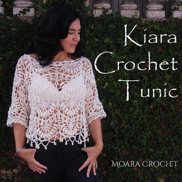 Kiara Crochet Tunic Moara Crochet