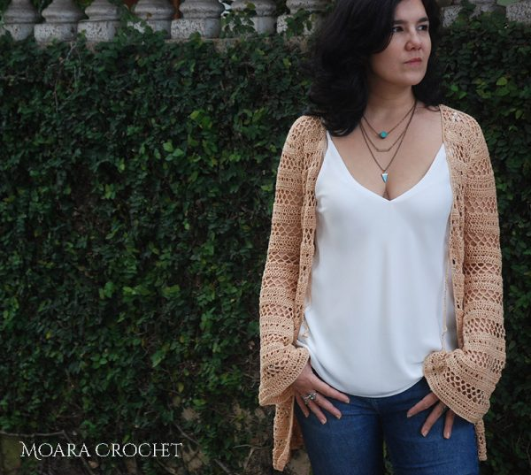 Bohemain Crochet Patterns designed by Moara Crochet