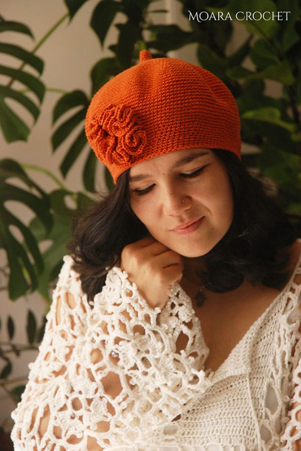 Boho Crochet Patterns for women - Moara Crochet