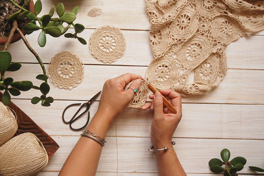 Crochet Patterns designed by Moara Crochet