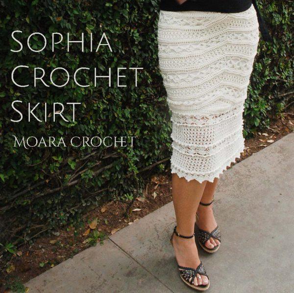 Sophia Crochet Skirt - Moara Crochet
